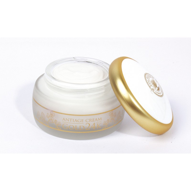 Kremas ANTIAGE GOLD